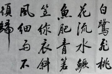 张志和的诗词来历,讲述他在西塞山的故事