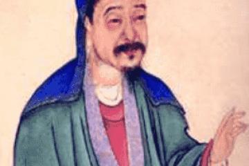 张志和简介,传说他向八仙讨书袋子