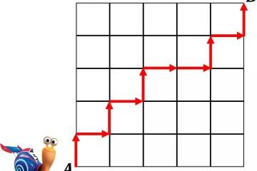 排列组合计算问题中的卡塔兰数
