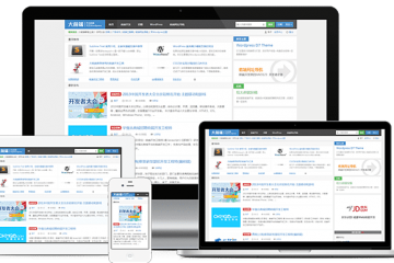 WordPress主题:大前端D8双栏主题5.1版本