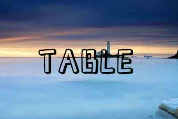 WordPress网站table表格自适应手机方法