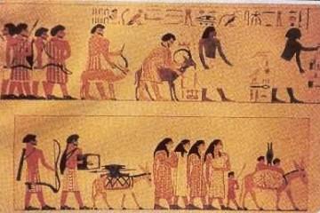 闪族人的起源故事