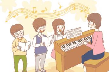 学习声乐的优点有哪些?孩子学音乐的四大优点
