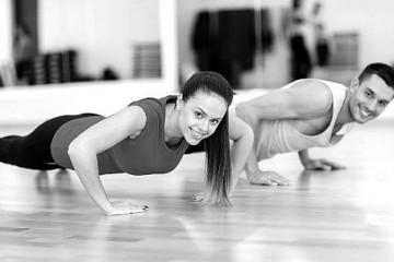 俯卧撑对身体的优点有哪些?