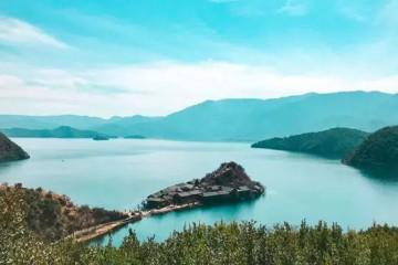 四川泸沽湖在哪里哪个城市(一半在云南一半在四川)