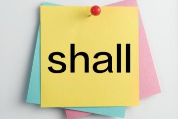 shall是什么意思?shall为什么可以用于第三人称