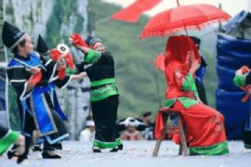 中国57个民族被承认,带你了解穿青人