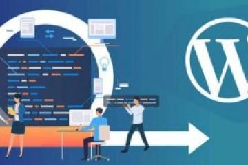 关于WordPress首页如何改为自己做的HTML静态页方法