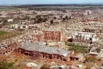 唐山大地震是哪一年(1976年唐山大地震真实照片)